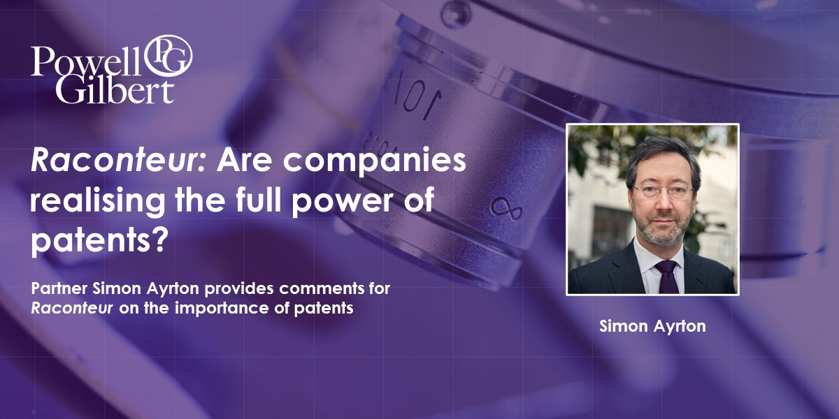 Are companies realising the full power of patents? Raconteur - 2, February 2021