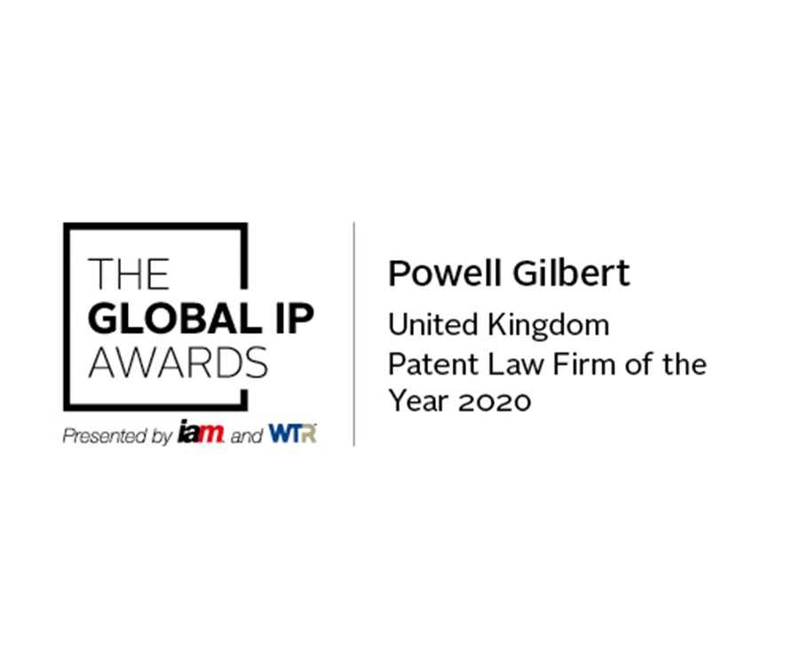 The Global IP Awards - Key Insights from IP Leaders 2020 - Powell Gilbert LLP