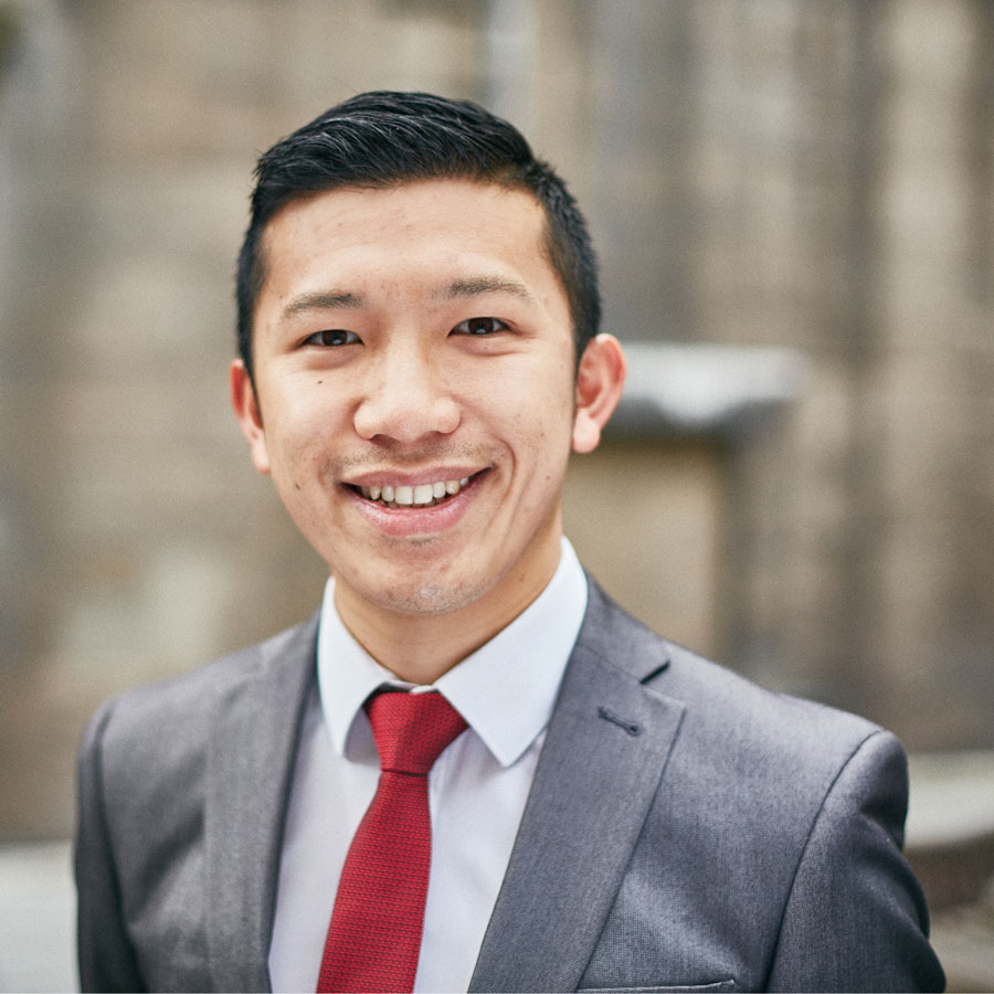 Henry Yau - Senior Paralegal
