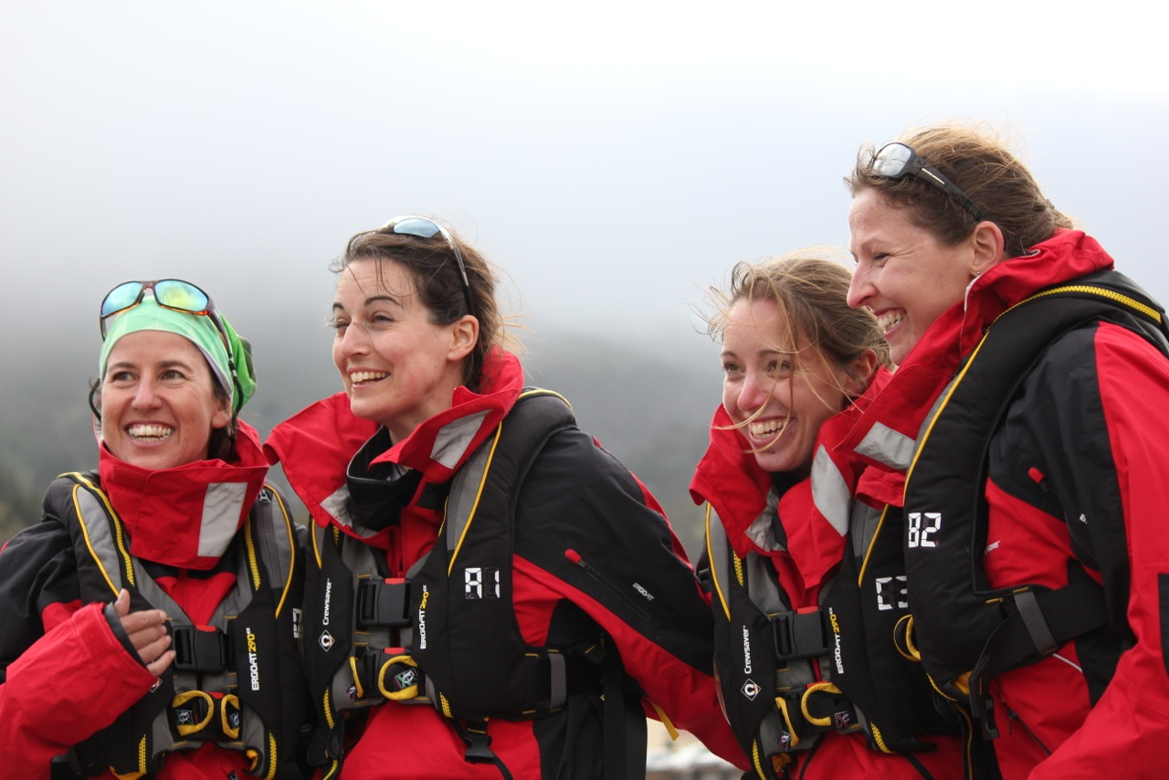 Please follow how Doris and the Coxless Crew are doing http://coxlesscrew.com/where-is-doris/